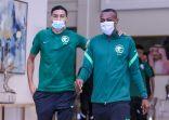 نجوم الأخضر ينتظمون في معسكر الرياض