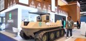 عربة بريَّة غير مأهولة ابتكرها مهندسون سعوديون لخدمة القوات المسلحة