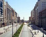 شوارع وطرقات المدينة المنورة خالية من المارة بعد قرار منع التجول