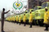 """""""الدفاع المدني"""" ينفي إطلاق صافرات الإنذار في بعض أحياء جدة بسبب الأمطار"""