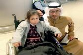 شاب ينقذ طفلة تعرضت لنوبة قلبية حادة على متن رحلة داخلية
