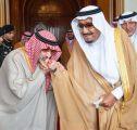 الوليد بن طلال ينشر صوراً له مع الملك وولي العهد في منى