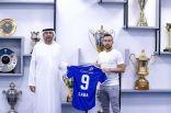 النصر الإماراتي يعلن تعاقده مع اللاعب الإسرائيلي ضياء سبع