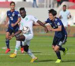 الأخضر يودع كأس آسيا بعد الخسارة من اليابان بهدف نظيف