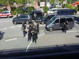 الشرطة الألمانية : مقتل مسلح احتجز رهائن في فيرنهايم