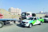 قرار جديد يمنع وقوف الشاحنات داخل أحياء مدينة مكة المكرمة