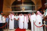 معالي الدكتور عبدالله الربيعة يلبي دعوة برنامج فطن ومبادرة ( تعلم وتميز )