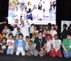 جمعية اصدقاء المجتمع الخيرية بجدة تحتفل بـ٣٠٠ طفل يتيم بمنتزه الشلال