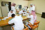 التدريب البيطري يستقبل الطلاب الجدد