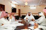 مدير جامعة الباحة المكلف يتابع سير عملية القبول والتسجيل