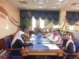 أمانة الباحة تناقش تطوير محافظتي المندق وبني حسن سياحياً