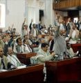 شخصيات المؤتمر تتخلى عن صالح وتعلن شرعيتها وتؤيد التحالف العربي