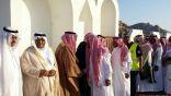 بالصور مدير تعليم جدة الثقفي : يؤدي صلاة عيد الأضحى بمسقط رأسه ببلاد ثقيف ترعة