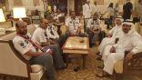 الملحق الثقافي السعودي في سلطنة عمان يؤكد على أهمية اكتساب المعارف البيئية