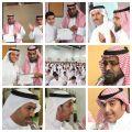 مدير مكتب التعليم بالصفا يكرم متفوقي ثانوية علي بن ابي طالب