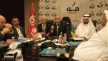 توقيع إتفاقية تعاون و شراكة بين غرفة الوسط بتونس و غرفة مكة المكرمة و النفاتي يؤكد على اهمية المتابعة