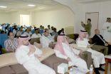 بمستشفي بلجرشي العام دورة الإجراءات والاحترازات الوقائية للتعامل مع متلازمة الشرق الأوسط التنفسية