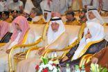 نيابة عن الملك .. الأمير خالد الفيصل يكرم الفائزين في مسابقة الملك عبدالعزيز الدولية (37) بالحرم المكي الشريف