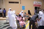 صحة الرياض والدفاع المدني ينفذان تجربة وهمية لخطة الحريق والإخلاء بمستشفى اليمامة