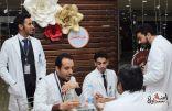 250 طالب وطالبة من طب أم القرى ينظمون حملة عنه مسؤولاً
