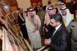 الأمير فيصل بن خالد يطلع على المشروعات الخدمية بمحافظة محايل