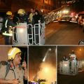 مدني مكة: اختناق (3) نساء بسبب الدخان الكثيف في حريق شب بإحدى الأربطة بالدور الثاني وإخلاء (36) حالة