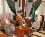 """الأمير سعود بن نايف يطلع على التحضيرات لفعاليات معرض """"الفهد روح القيادة """" في المنطقة الشرقية"""