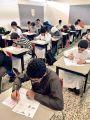 2000 طالب وطالبة يدخلون اختبارات قياس مستوى التحصيل بالخبر
