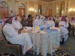 المهندس سلطان الزهراني يؤكد على أهمية مشاريع تدقيق السلامة المرورية على الطرق السريعة