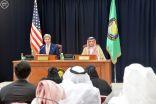 الجبير: لا تزال إيران الراعي الأول للإرهاب والولايات المتحدة تعلم جيدا حقيقة الحكومة الإيرانية