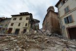 زلزال مدمر بقوة 7.1 درجات يضرب وسط إيطاليا