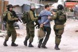قوات الاحتلال تعتقل سبعة فلسطينيين من رام الله