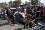 تفجير يهز مدينة الصدر العراقية في عام الانتخابات
