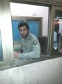 الدوسري بطاقة مضيئة لمسافري جسر الملك فهد
