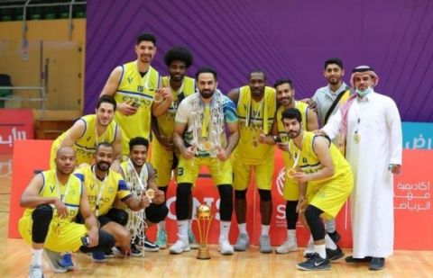 النصر يستهلّ مشواره في خليجية السلة أمام أهلي دبي المستضيف