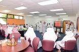 المشروعات الاثرائية للموهوبات وتجربة النشاط الرقمي في ثلاثة مدارس ببوابة المستقبل بالشرقية