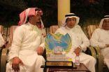 الموسى يستضيف إدارة الجيل بمناسبة الصعود لدوري الأمير محمد بن سلمان