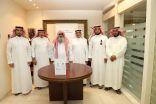 جمعية البركة الخيرية توقع اتفاقية مع شركة احمد غرم الله الغامدي واخوانه القابضة بالدمام