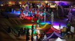 مهرجان الشرقية الترفيهي يواصل فعاليات وعروض من انجلترا وأوكرانيا وسويسرا والبرتغال