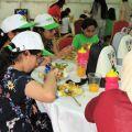 وجبات يومية طازجة بمخيم الأطفال بحديقة الإمارات