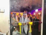 المحامي عبد العزيز فؤاد يفتتح صالة ال ام  سعلي الرياضيه.