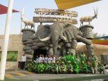 """حديقة الإمارات للحيوانات .. تستضيف """" المبادرة الودية """""""