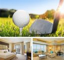 فنادق ومنتجعات جنة تقدم باقة خاصة لعشاق الغولف