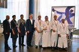 """فندق """"ڤوكو دبي""""  يفوز بالميدالية الذهبية لمسابقة """" Chefs Table """""""