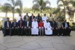 رسمياً المنيع رئيساً للاتحاد العربي لكرة اليد