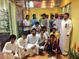 """120 وفدا سعوديا وخليجيا يستفيدون من مشاريع """" هداية """" الخيرية"""