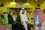 وكيل إمارة الشرقية يفتتح معرض الكتاب في مدارس الظهران الأهلية