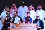 اختتام بطولة 3×3 لكرة السلة للمحترفين وذوي الاحتياجات الخاصة بجدة وسط تواجد جماهيري كبير