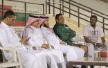عبدالعزيزالدوسري يتابع تدريبات الاتفاق قبل مواجهة الدرعية