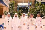 جامعة الباحة تحقق مراكز أولى في عدد من المحاور بالمؤتمر العلمي السادس